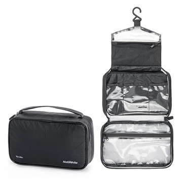 30% OFF for Naturehike Travel Waterproof Wash Bag Dry Wet Separation