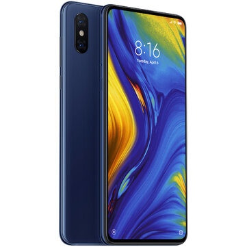 Xiaomi Mi MIX 3 5G Version Global Version 6.39 inch 6GB 128GB Snapdragon 855 Octa core 5G Smartphone