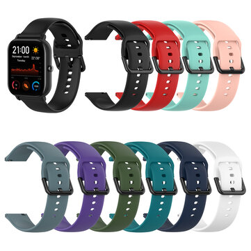 Small one 20mm Watch Band Colorful Watch Strap for Huami Amazfit GTS