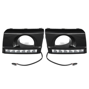 How can I buy LED DRL Daytime Running Lights Lamp White Pair For Hyundai Tucson 2005-2009 with Bitcoin