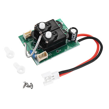 Eachine Mini Mustang P-51D RC Airplane Fixed Wing Spare Part 4CH Onboard Servo Receiver Board With Gyro