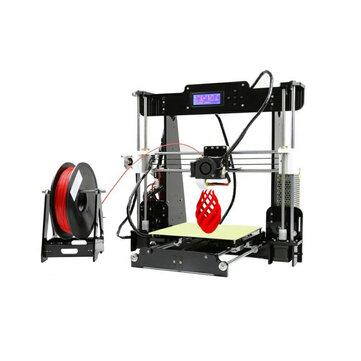 Anet® A8 3D Stampante Kit Fai da Te 1.75mm / 0,4mm di Supporta ABS / PLA / HIPS