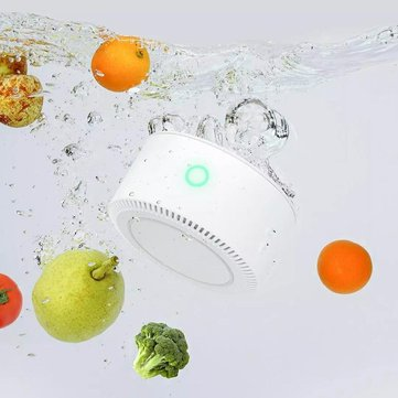 Youban Smart Portable IPX7 Fruit Vegetable Water Purifier Disinfection Pesticides Home Outdoor Food Sterilizer with Wireless Charge for Xiaomi Phone From Xiaomi Youpin