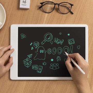 Xiaomi Mijia LCD Tablet Menulis dengan Pena Digital Menggambar Elektronik Tulisan Tangan Papan Pesan Grafis