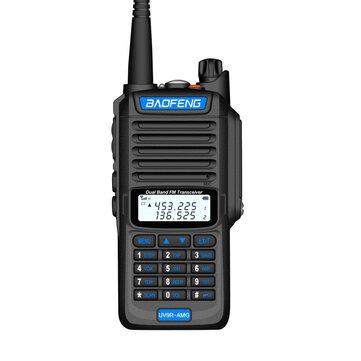 BAOFENG UV32.99R-AMG के लिए $ 9 20W IP68 UV डुअल बैंड टू वे रेडियो वॉकी टॉकी