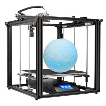 Creality 3D® Ender-5 Plus 3D Printer Kit 350*350*400mm Large Print Size Support...