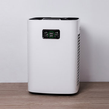 Cleanfly DF500 White Air Purifier Long-lasting Remove Formaldehyde from Xiaomi Eco-system