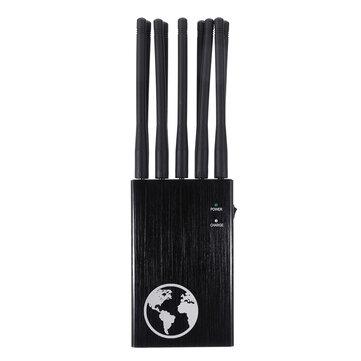 N10 Handheld GPS Anti Tracker CDMA GSM DCS 2G 3G 4G WIFI BD Various Hertz Country Customized