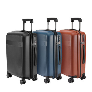 Xiaomi ZANJIA 20inch Suitcase 31L TSA Lock Spinner Wheel Carry On Luggage Case Outdoor Travel Women Men Business viagem