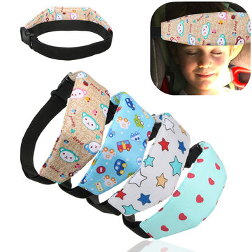 Buy Baby Safety Car Seat Sleep Nap Aid Child Kid Head Support Holder Protector Belt with Litecoins with Free Shipping on Gipsybee.com