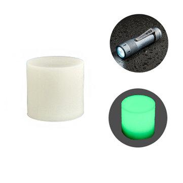Lumintop Rubber Diffuser For Lumintop FW21/EDC18 Flashlight Singnal Light Reading Lamp Lampshade