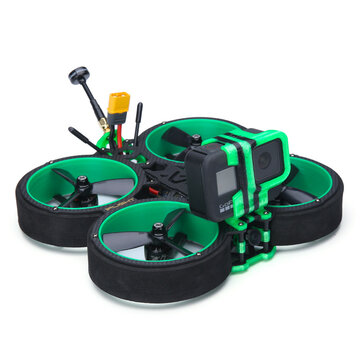 15% off for iFlight Green Hornet 3Inch CineWhoop 4S FPV Racing RC Drone SucceX-E Mini F4 Caddx EOS2
