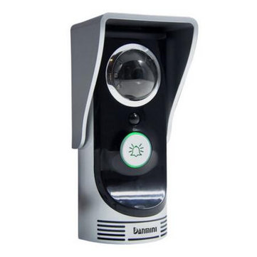 Security Wireless WiFi Phone Remote Real-Time Intercom Video Camera Doorbell