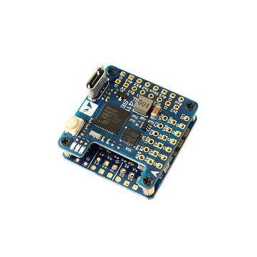 Matek Systems F411-WSE STM32F411CEU6 Flight Controller Built-in OSD 2-6S FC for RC Airplane Fixed Wing