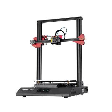 Creality 3D® CR-10S Pro V2 Actualización de firmware DIY Kit de impresora 3D 300 * 300 * 400 Tamaño de impresión con nivelación automática / Extrusión de doble engranaje / Reanudar impresión / Colorful Pantalla táctil