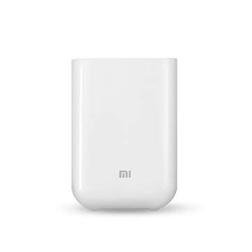 XIAOMI Pocket Photo Printer 3 Inch 300dpi AR ZINK Non-ink Mini Picture Printer bluetooth Connection
