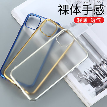 Buy Bakeey Matte Plating Protective Case For Xiaomi Redmi Note 8 with Litecoins with Free Shipping on Gipsybee.com
