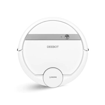 ECOVACS DEEBOT DE55 Robot Vacuum Cleaner Smart Moping APP Remote Control 100min Working Time