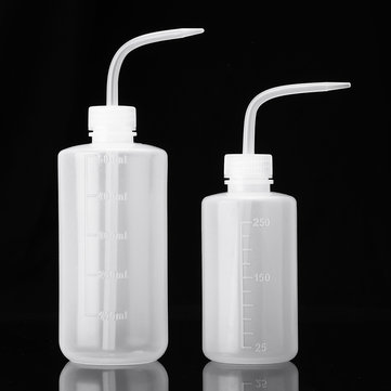 250ml/500ml Reusable Curved Glue Applicator Bottles Dispensing Precision Squeeze Bottle Diffuser Dispenser for DIY Quilling Paper Craft Tool