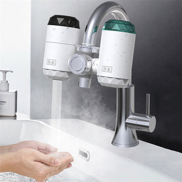 20% OFF For Three Water Outlets Electric Instant Heating Faucet