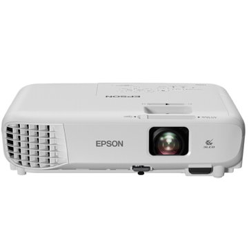 Epson CB-X05 XGA 3LCD Projector 3300 Lumens 300-Inch Display 1024X768dpi Multiple Interfaces Home Office Theater Projector With Remote Control