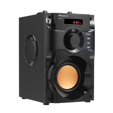 A100 Wireless bluetooth Subwoofer Heavy Bass Big Speaker Boombox Sound Box Support FM TF AUX