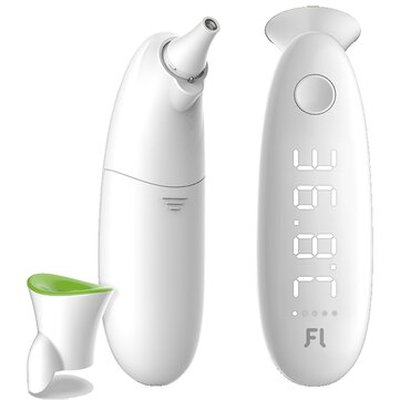 Fanmi Dual Use Smart Ear & Forehead Themometer LED Digital Display Thermometer from XIAOMI Ecosystem