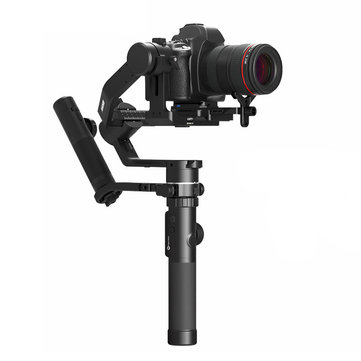 Feiyu Tech AK4500 3-Axis Gimbal Handheld Stabilizer for DSLR Camera with Accessories Kit