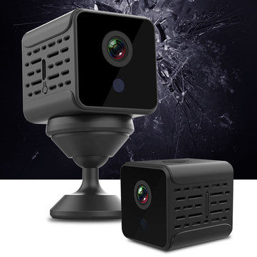 iMars A12 Sport Camera 1080P Resolution Mo tion Detection HD Night Vision WiFi Mobile Remote Cloud Storage