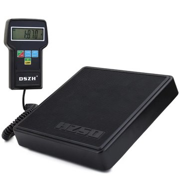 Portable High Accuracy Digital Electronic Scale Refrigerant Charging Weight Scales