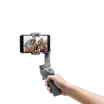 DJI Osmo Mobile 3 Foldable Active Track 3.0 Handheld Gimbal Portable Stabilizer Gesture Control Vlog Story Mode for Smartphones Huawei