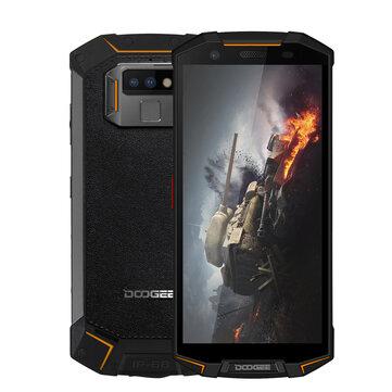 DOOGEE S70 Global Bands 5.99 Inch 5500mAh NFC 6GB RAM 64GB ROM Helio P23 4G Gaming Rugged Smartphone