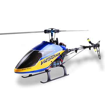 $198.04 For Walkera V450D03 Generation II 2.4G 6CH 6-Axis Gyro 3D Flying Brushless RC Helicopter BNF