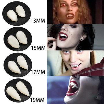 Halloween Vampire Zombie Teeth Denture Braces