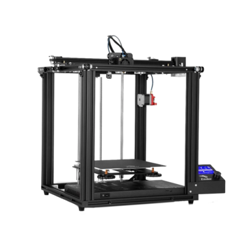 Creality 3D? Ender_5 Pro Upgraded 3D Printer Pre_installed Kit 220*220*300mm Print Size with Silent Mainboard_Removable Platform_Dual Y_Axis_Modular Design