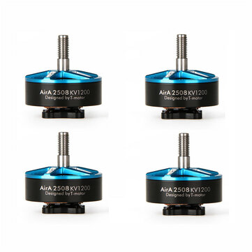 4PCS Racerstar AirA 2508 1200KV 4-6S Brushless Motor for Long Range X-Class RC Drone FPV Racing MultiRotors