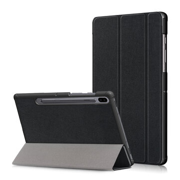 Tri-Fold Stand Tablet Case for Samsung Tab A S6