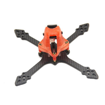 ZJWRC 115X 3Inch 3mm Bottom Plate Frame Kit For Toothpick RC Drone