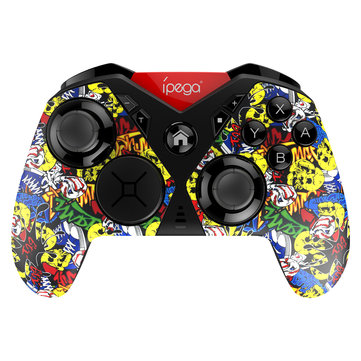 iPega PG-SW001 Wireless bluetooth Game Controller Gamepad Joystick for Nintendo Switch Android Mobile Phone PC Games