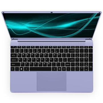 YEPO i8 Laptop 15.6 inch Blackit keyboard i3 5005U Dual Core 8GB LPDDR3 256GB SSD - Silver