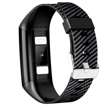 DT NO.1 Original Silicone Watch Band Replacement Watch Strap for DT58 Smart Watch