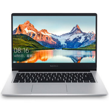 Xiaomi RedmiBook-Notebook 14.0-Zoll Intel Core i3-8145U Intel UHD-Grafik 620 4G DDR4 256G SSD-Notebook