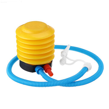 Outdoor Camping Air Pump Inflator Foot Pump 10cm For Air Pillow Bicycle Swimming Rings Inflatable Toy