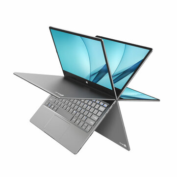 BMAX Y11 Laptop 360-degree 11.6 Inch Intel Gemini Lake N4120 Intel UHD Graphics 600 8GB LPDDR4 RAM 256GB SSD ROM Noteboook
