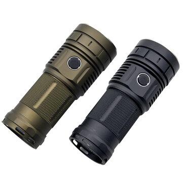 $63.75 for Haikelite HK04 4 x XPLHI 5000LM Anduril UI Super Bright Flashlight