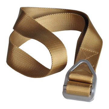 ZANLURE D3S 120cm Punch Free D Buckle Heavy Duty Tactical Belt Max Load 500kg For Camping Hunting Climbing