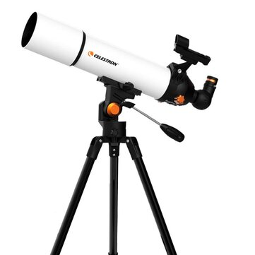 CELESTRON SCTW-80 From Xiaomi Youpin HD Zoom Refractive Astronomical Telescope 80mm Caliber Red Dot Finder High Magnification Space Monocular