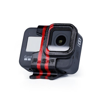 iFlight MegaBee TPU 3D Printed GoPro Hero 8 Camera Mount 25° For FPV Racing RC Drone
