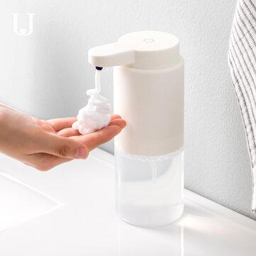 Jordan & Judy Fuldt automatisk flydende skumdannende sæbeholder Smart Seneor Berøringsfri USB genopladelig håndvask sanitizer til familiebørn Antibakteriel fra Xiaomi Youpin