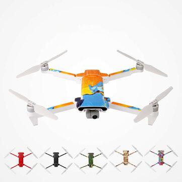 Sunnylife Anti-Scratch PVC Sticker RC Quadcopter Parts for FIMI X8 SE Drone